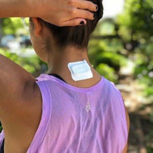 Energy Cell on a neck